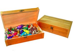 Nougat Wooden Box
