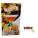 Confezione 250g torroncino arancia